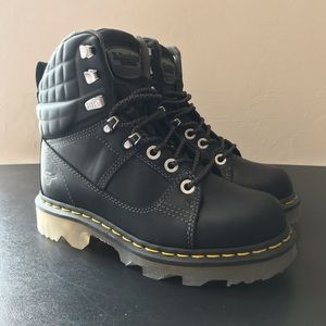NEW Dr. Martens Industrial Camber Work Boots